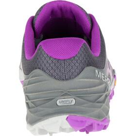 Merrell All Out Terra Light Shoes Women Black/Purple